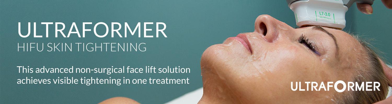 Ultraformer HIFU Skin Tightening - Reflect Medispa