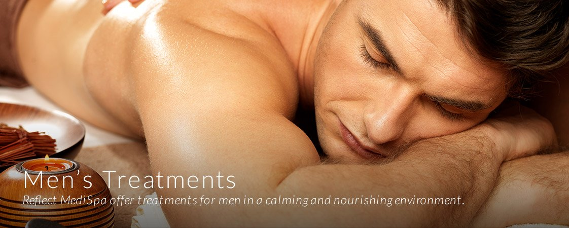 Reflect Medispa - Men's Treatments